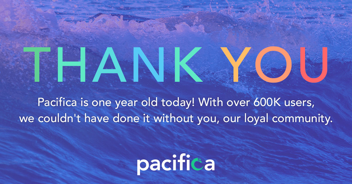 The Pacifica Anxiety App Turns 1 Year Old!